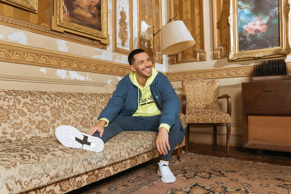 adidas Originals - Juan Ingaramo - P.O.D System