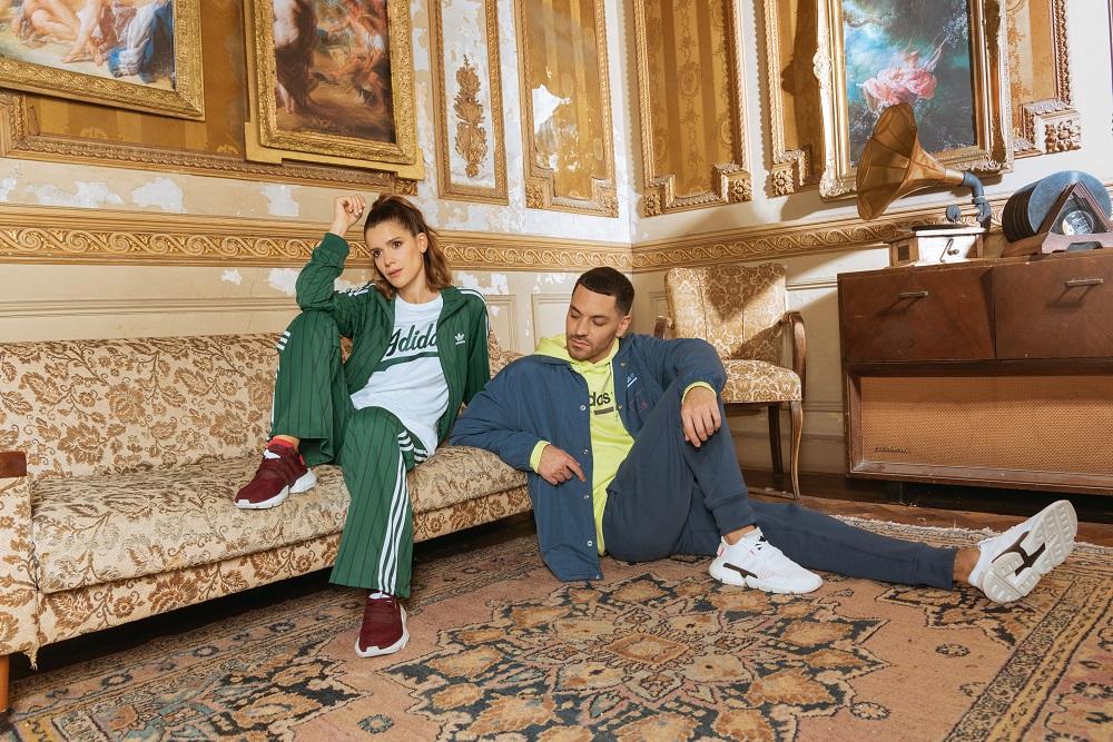 adidas Originals - Violeta Urtizberea y Juan Ingaramo - P.O.D System