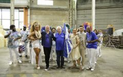 Jean Paul Gaultier Teams With Samba School for Rio Carnival