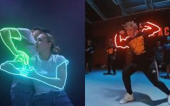 coreagrafias de neon -after-effects-blotter-media-ofir-shoham loqueva