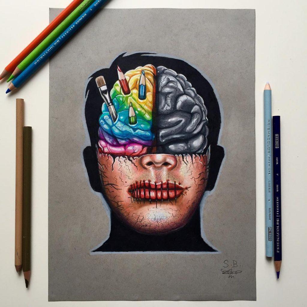 ilustraciones redes sociales