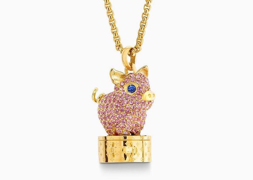 marcas de lujo celebran el año chino del cerdo chancho luxury brands loqueva (6)