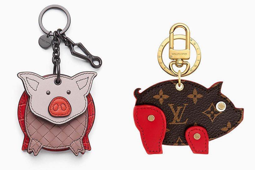 marcas de lujo celebran el año chino del cerdo chancho luxury brands loqueva (9)