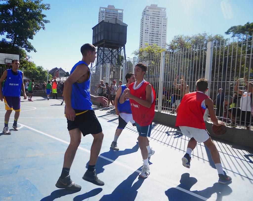 Caballito festejó sus 198 años a puro Basket