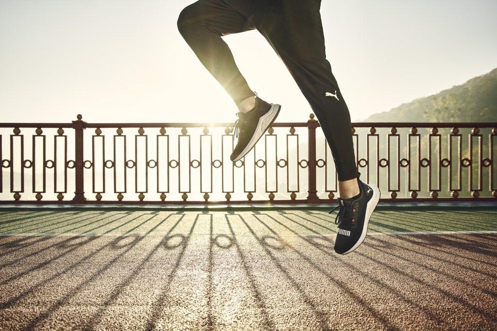 Puma lanza las Hybrid NX para el corredor de todos los días