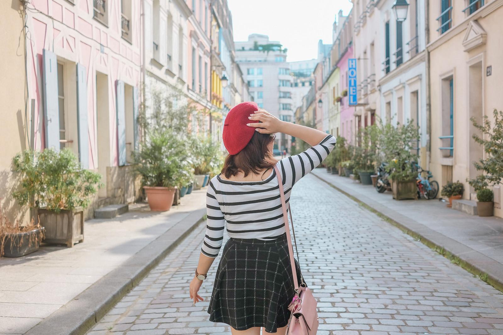 Rue Cremieux vecinos de paris cansados de instagrammers (1)