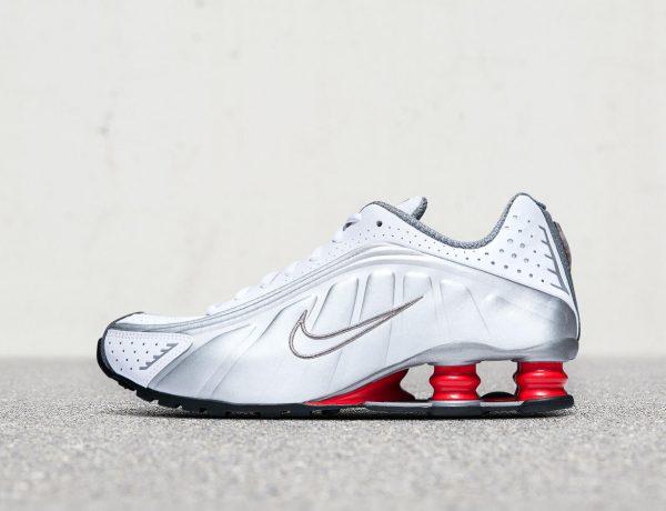 Volvieron las Nike Shox a la Argentina
