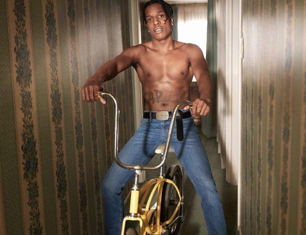 A$AP Rocky en la nueva campaña de Calvin Klein (7)