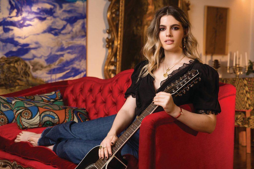 Chiara Parravicini presentó Wilder en La Trastienda Samsung (3)