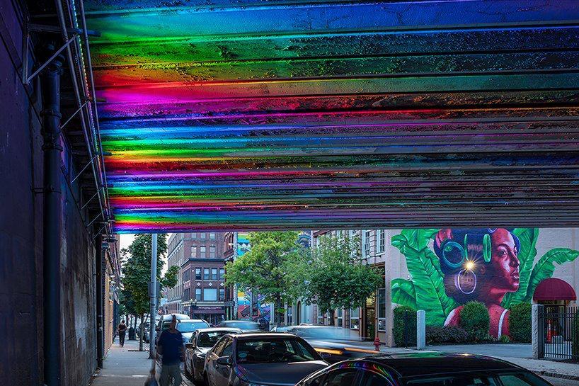 Instalación de luz para disminuir el delito en Massachusetts (4)