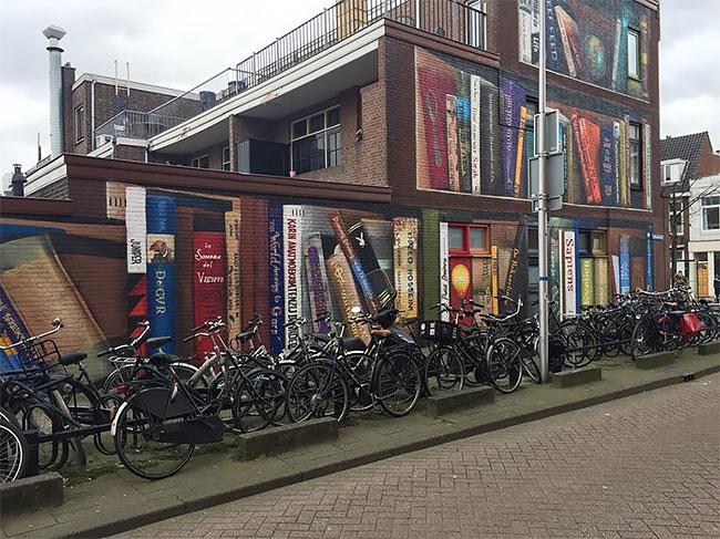 Jan Is De Man y Deef  Feed Tus libros favoritos en el frente de tu casa (2)