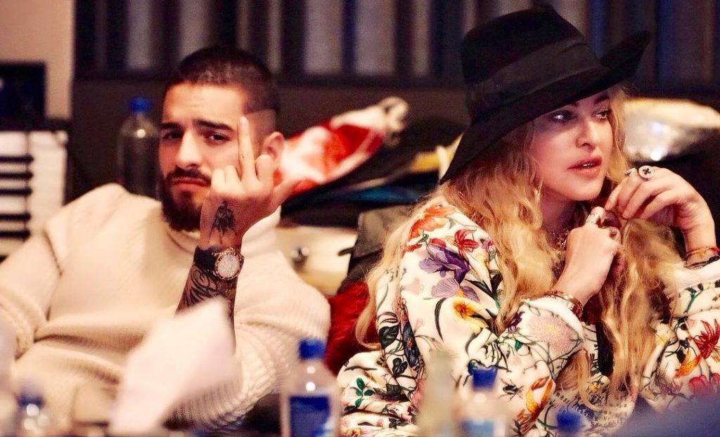 Madonna anticipa su nuevo álbum Madame X y lanza un tema junto a Maluma (2)