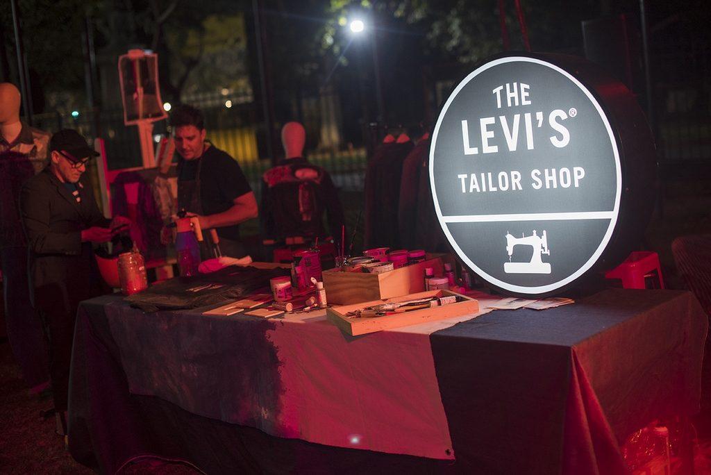 Tailor Levis2019