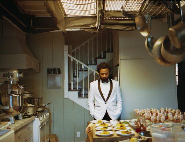 adidas Originals y Donald Glover loqueva