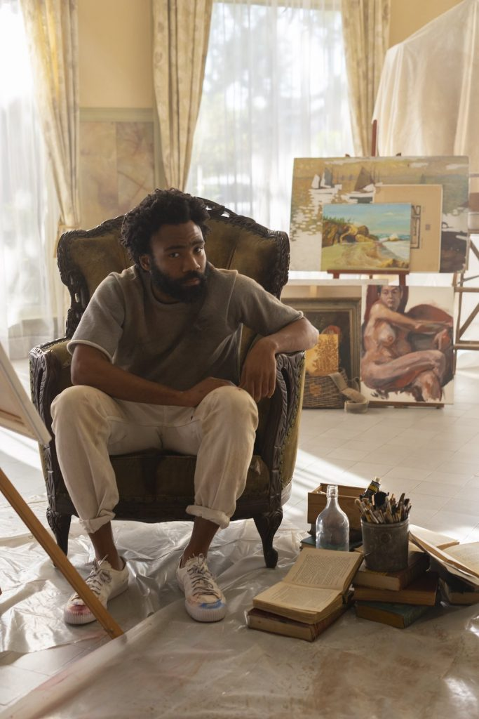 adidas Originals y Donald Glover loqueva