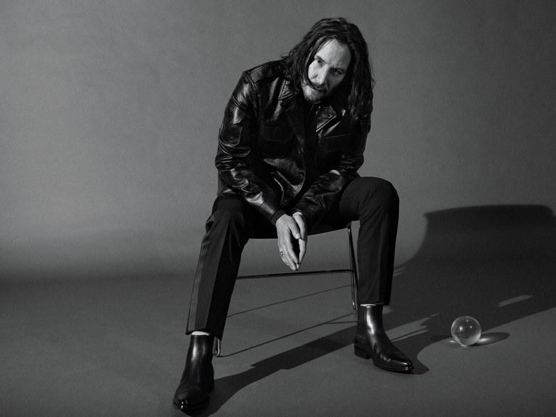 Keanu Reeves protagoniza la campaña de Saint Laurent (2)