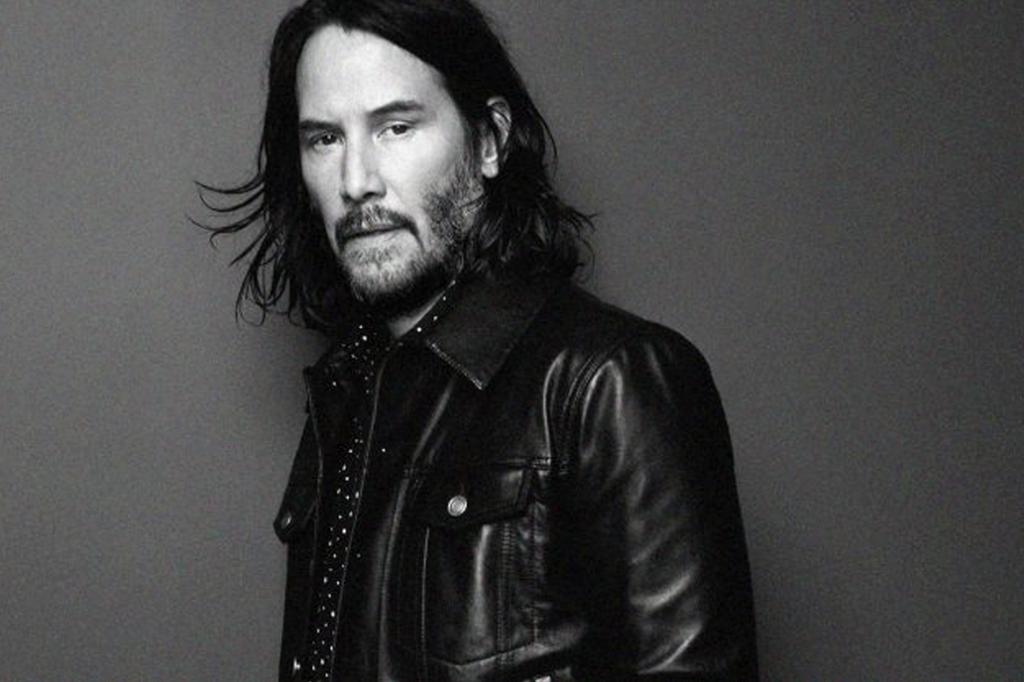 Keanu Reeves protagoniza la campaña de Saint Laurent (3)