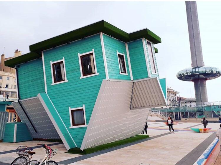 The Upside Down House brighton (9)