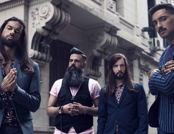 barberias buenos aires  Andrés Idarraga estilo Gipsy  (1)