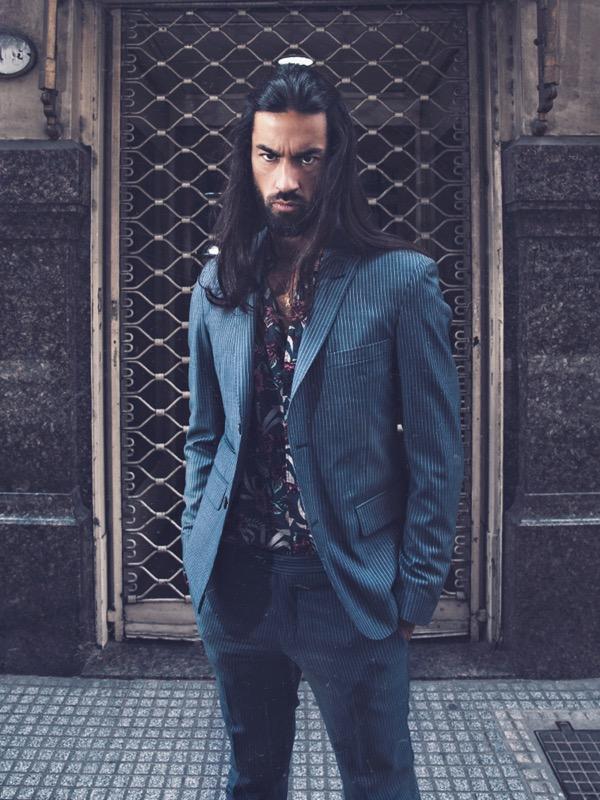barberias buenos aires  Andrés Idarraga estilo Gipsy  (15)