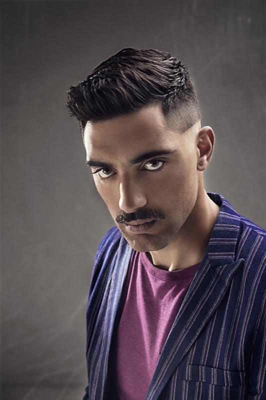 barberias buenos aires  Andrés Idarraga estilo Gipsy  (4)