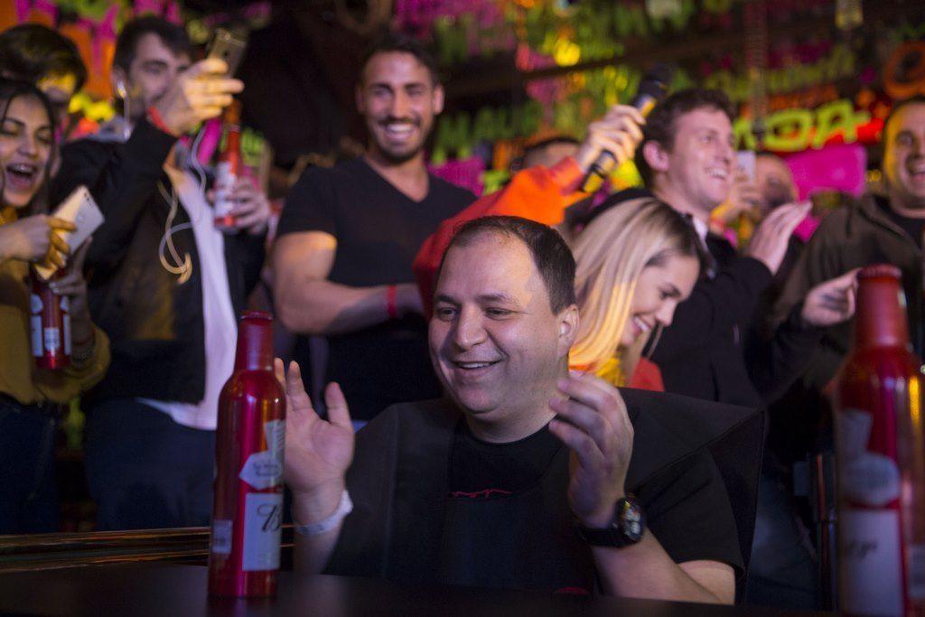 Mauricio, el ganador del viaje a Europa en la edición de Buenos Aires