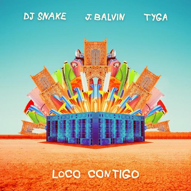 DJ Snake, J Balvin y Tyga presentan el clip de Loco Contigo