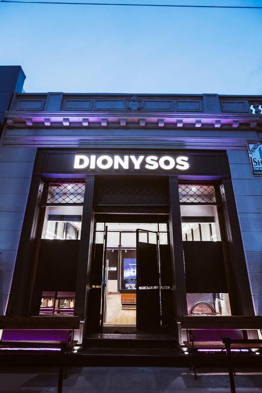 Dionysos desembarca con un nuevo local en Buenos Aires