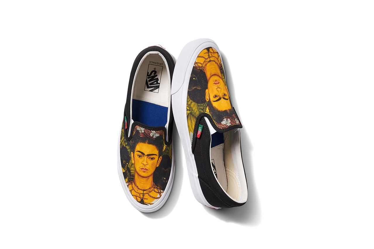 Vans lanza una colección tributo a Frida Kahlo (4)