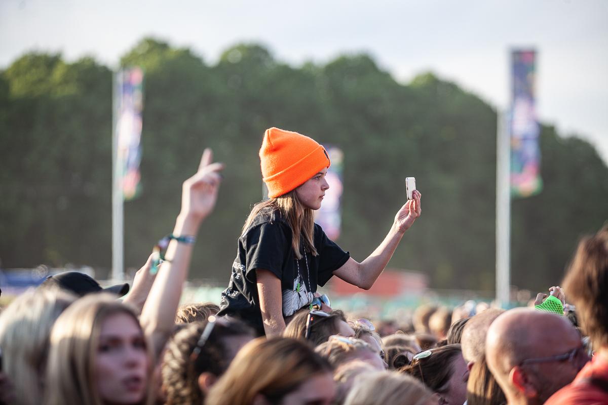 Mirá lo que fue la primera edición de Lollapalooza Estocolmo