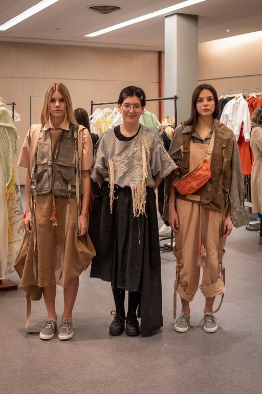 Diseñadora Carla Andrea II Autores de Moda BA
