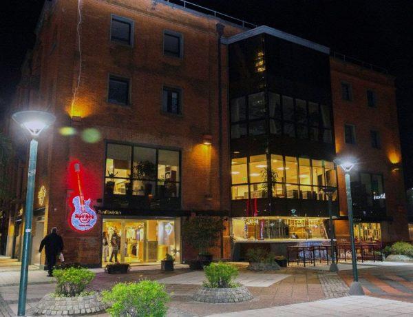 Hard Rock Café Buenos Aires abrió su cuarto local en Puerto Madero