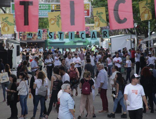 La apertura de la Feria Masticar en su séptima edición (2)