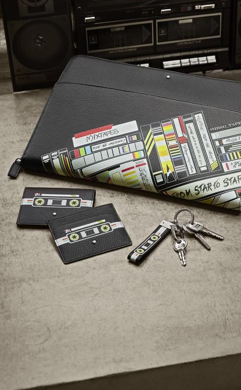 Meisterstück Soft Grain Mix Tapes, la colección cápsula de Montblanc que rinde homenaje a los años `80 (14)