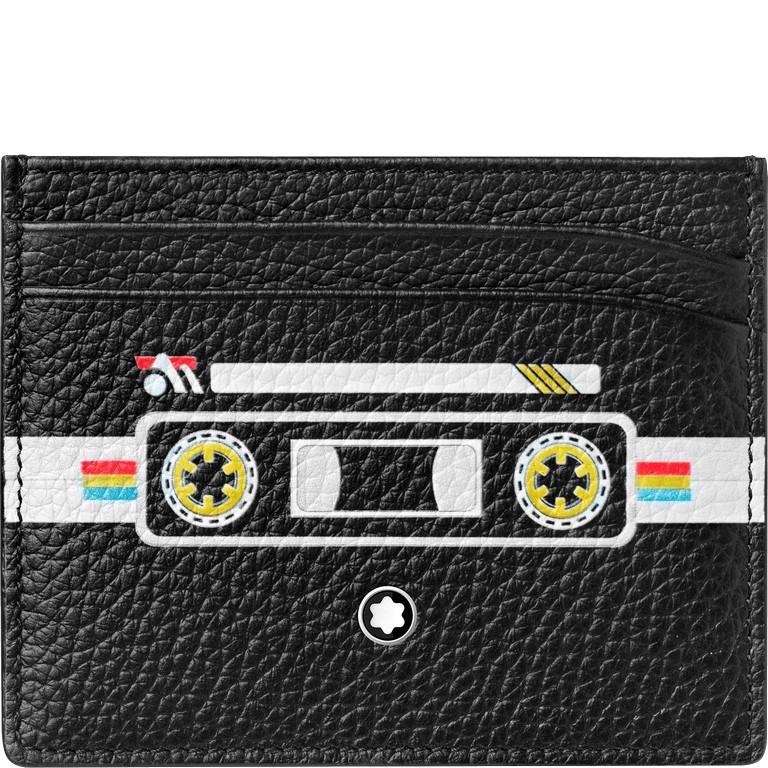 Meisterstück Soft Grain Mix Tapes, la colección cápsula de Montblanc que rinde homenaje a los años `80 (8)