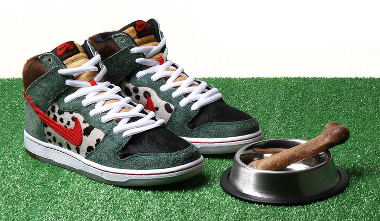 "Nike SB Dunk High ""Walk the Dog (1)"