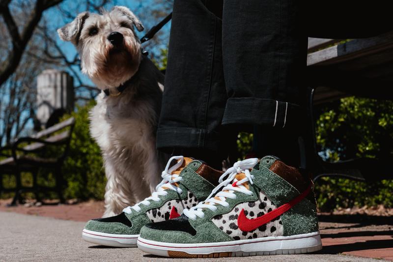 "Nike SB Dunk High ""Walk the Dog (2)"