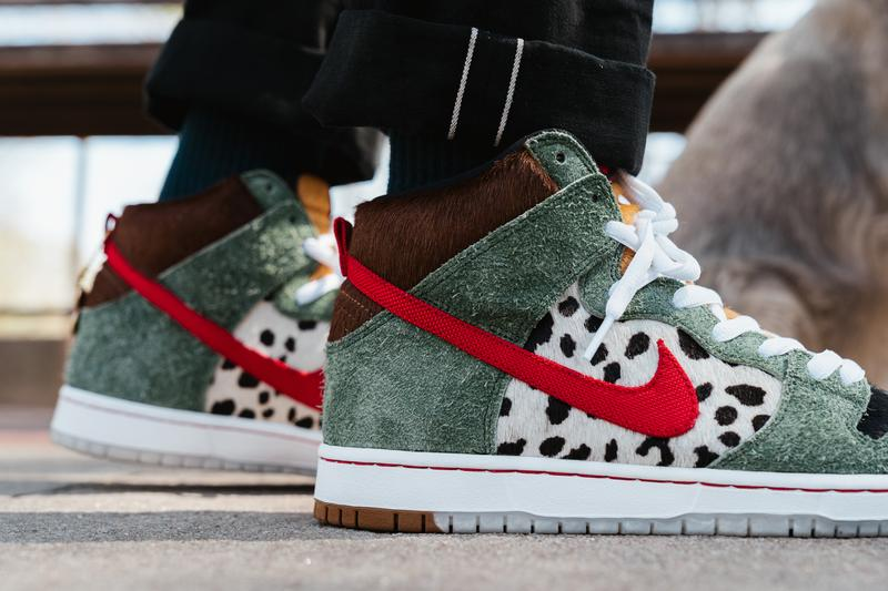 "Nike SB Dunk High ""Walk the Dog (3)"