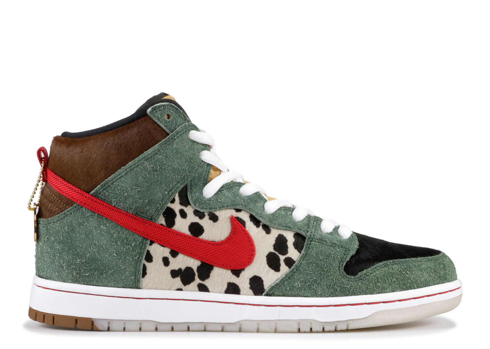 "Nike SB Dunk High ""Walk the Dog (5)"