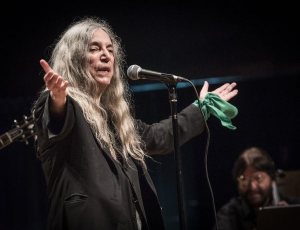 Patti Smith en Argentina (2)