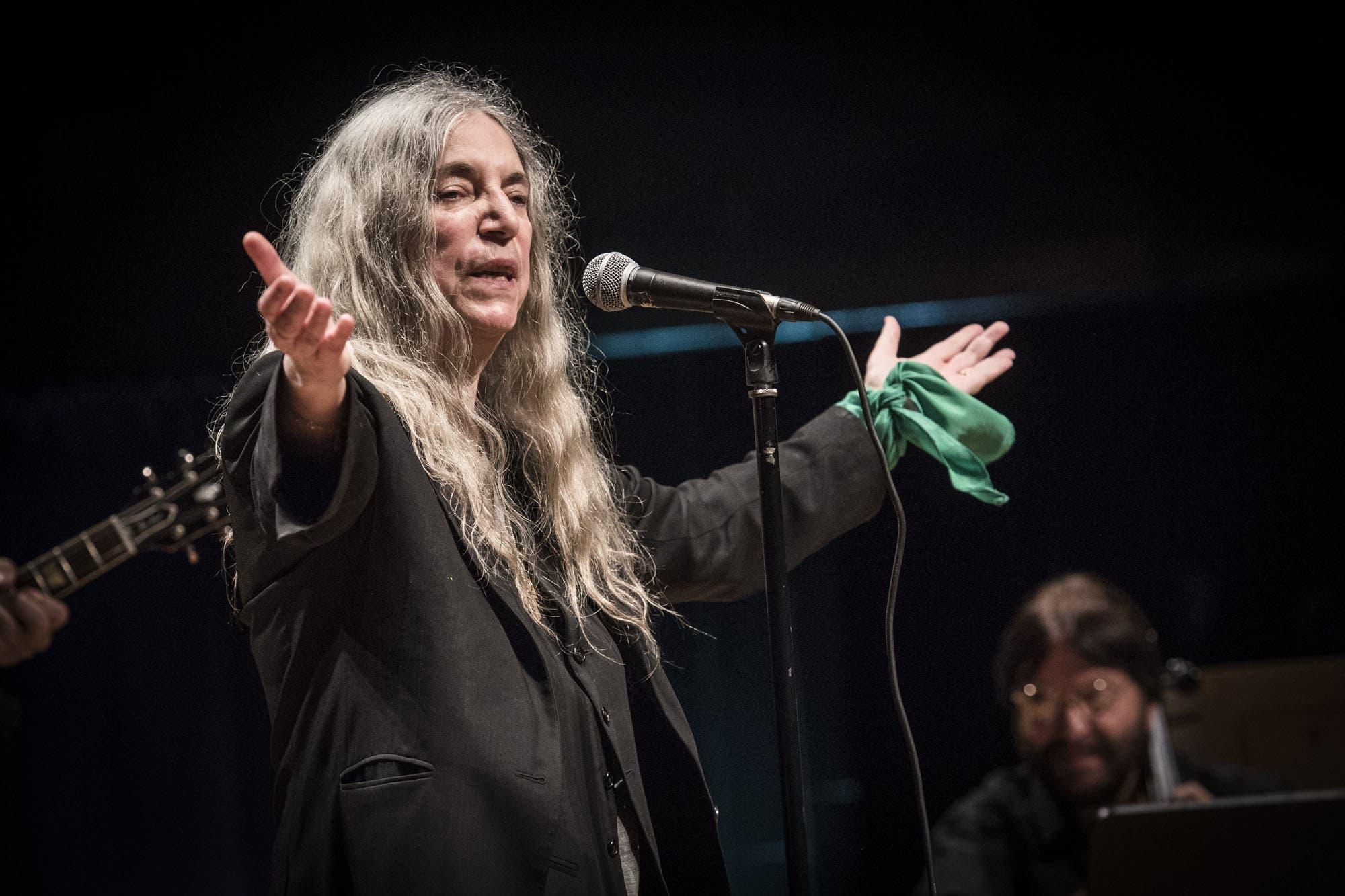 Patti Smith en Argentina (2)