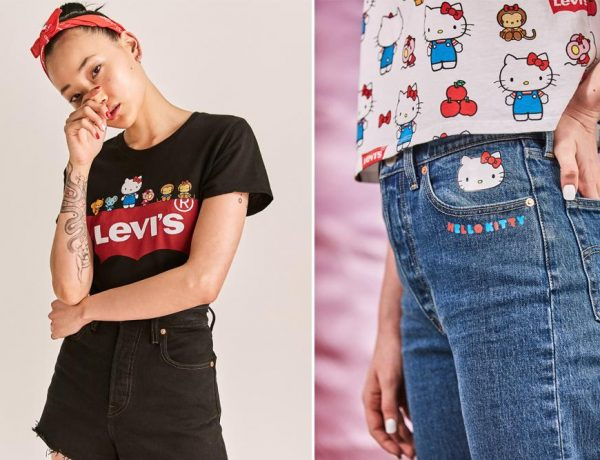 levi's hello kitty loqueva