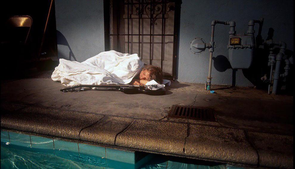 """Float Around"" fotos inéditas bajo el agua de Nevermind de nirvana (7)"