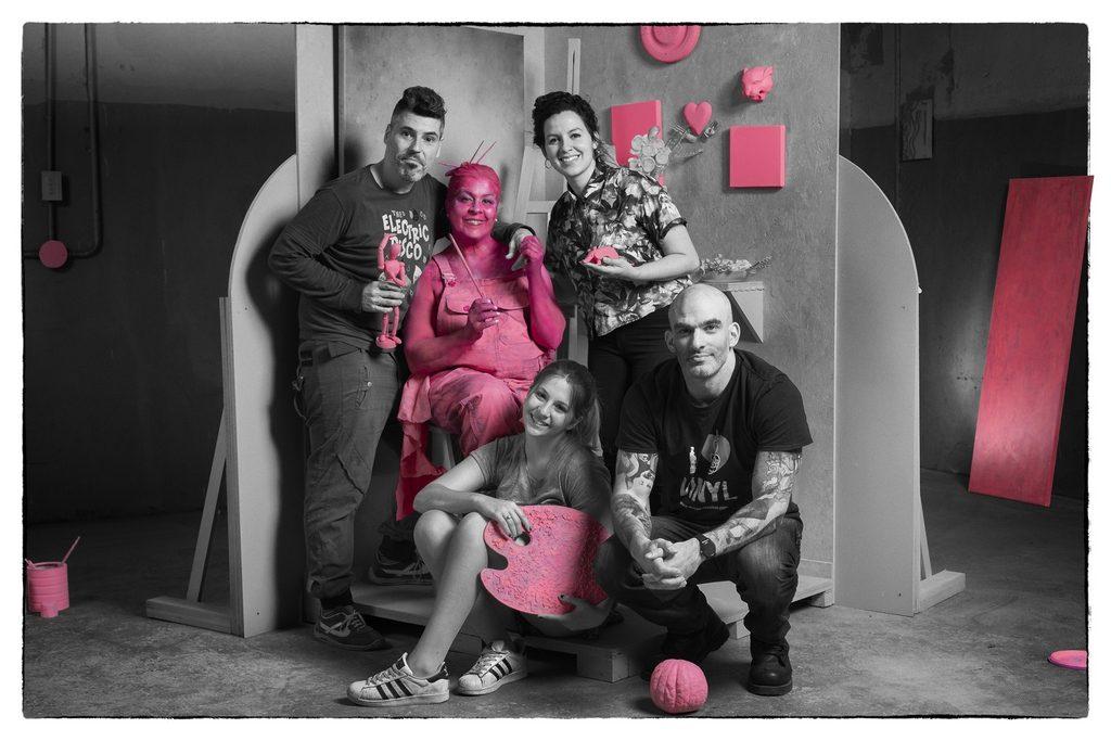 Adriana Back Proyecto Indelebles Retratos de mujeres que se tatuaron luego de superar el cáncer