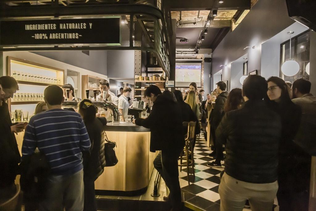 """Quilmes abre las puertas de su segundo bar """"El Clásico"""""""