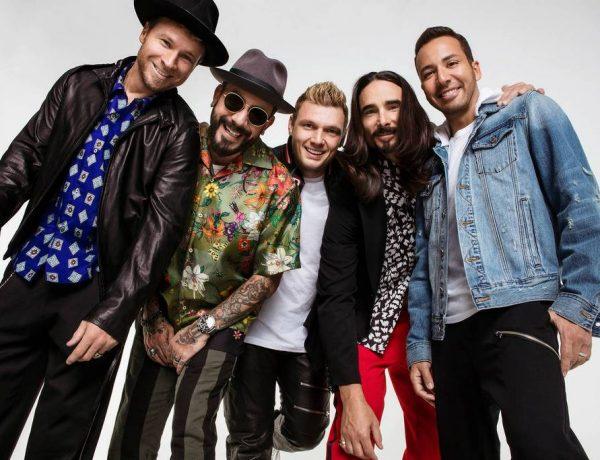 Backstreet Boys Argentina 2020
