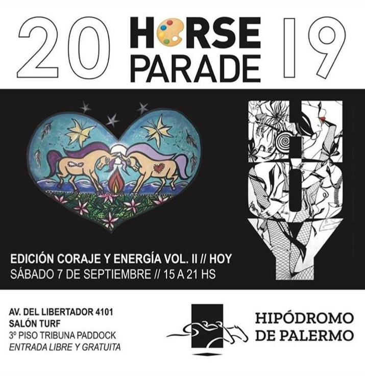 Coraje y energía edición 2 hipodromo de Palermo María Baylac Flor Fabiano (7)