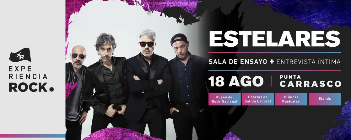 EXPERIENCIA ROCK PUNTA CARRASCO ESTELARES