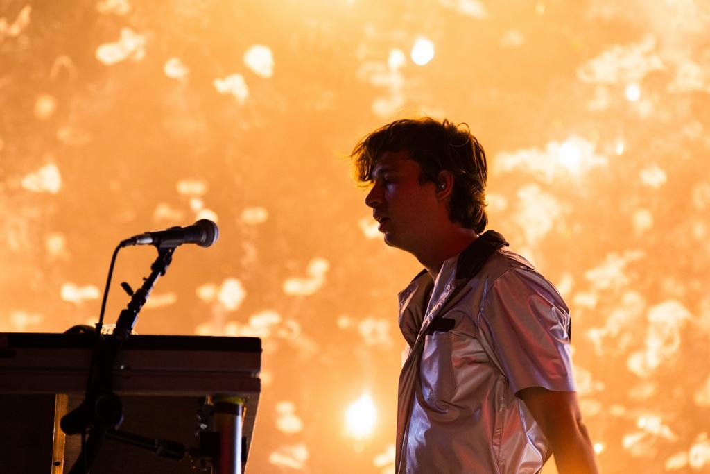 Flume por Madi Ellis para Lollapalooza