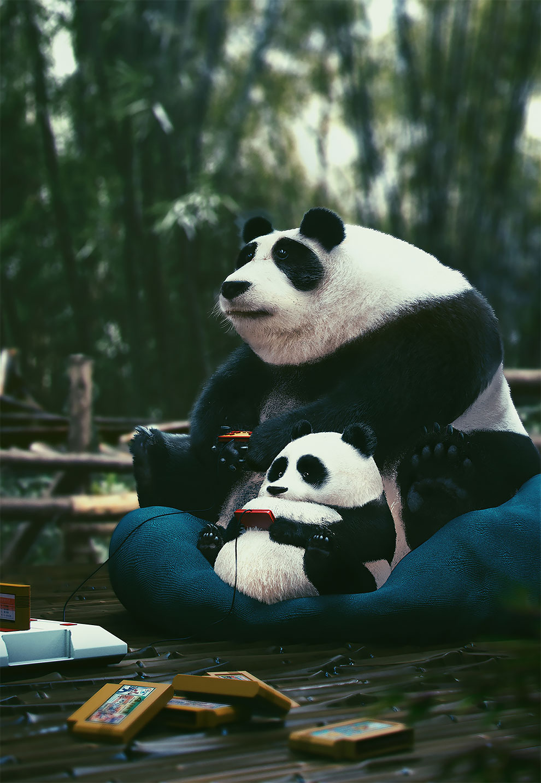 Guodong Zhao animales tecnología (10)